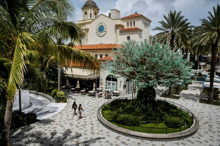 Rosemary Square, a new mixed-use development in West Palm Beach