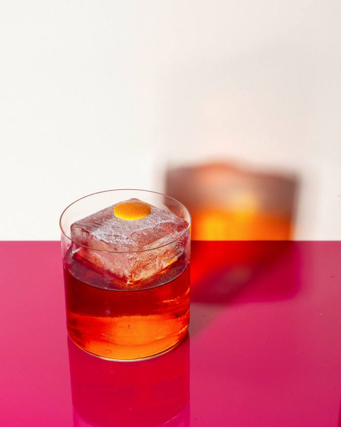 A Negroni with London-inspired twists: Bitter Orange