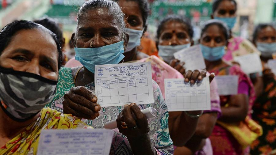 India pushed to expand Covid-19 vaccine drive as cases surge | Financial  Times