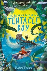 Book Jacket 'Tentacle Boy'