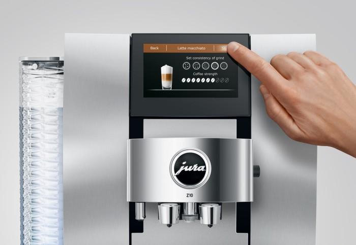 Jura Z10 coffee machine, from € 2,145