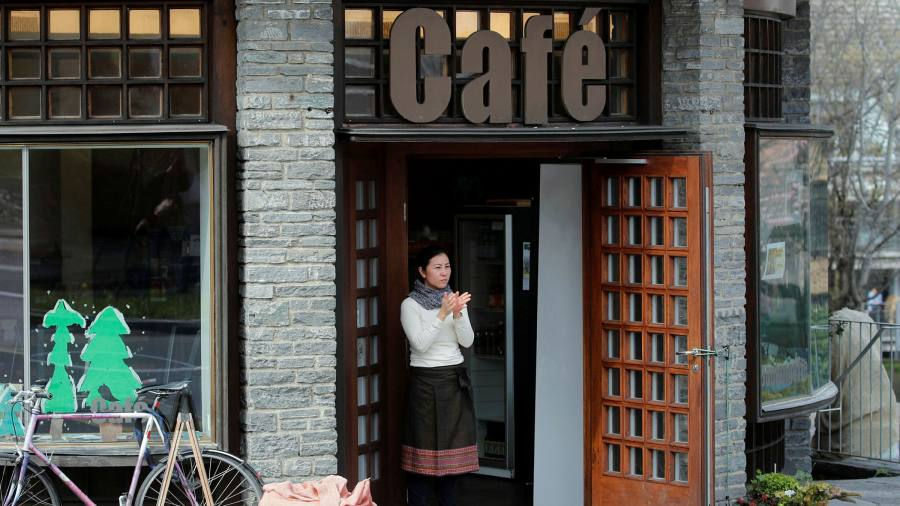 Swiss lead way with crisis loans to small businesses