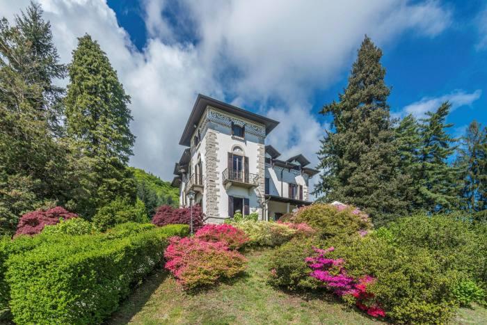 Family home, Lake Maggiore, Italy, €4.35m