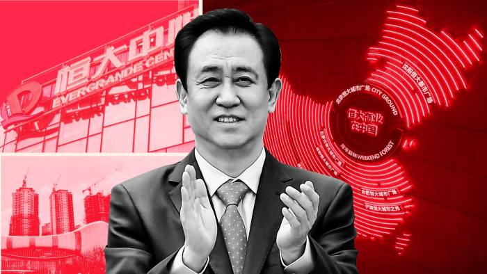 Evergrande: What would China's biggest debt restructuring look like? |  Financial Times