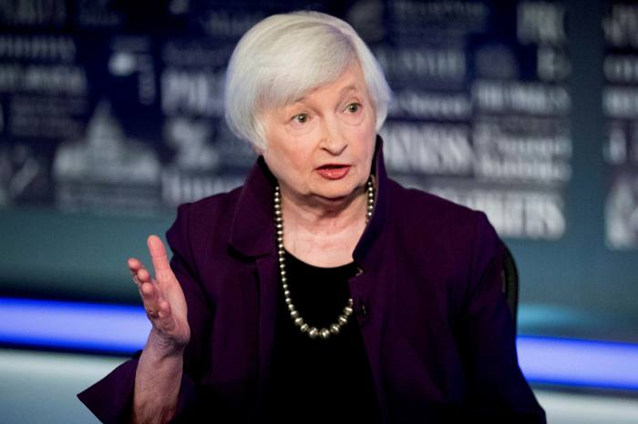 Janet Yellen's appointment as Secretary of the Treasury cemented her status as one of the leading US politicians of her generation
