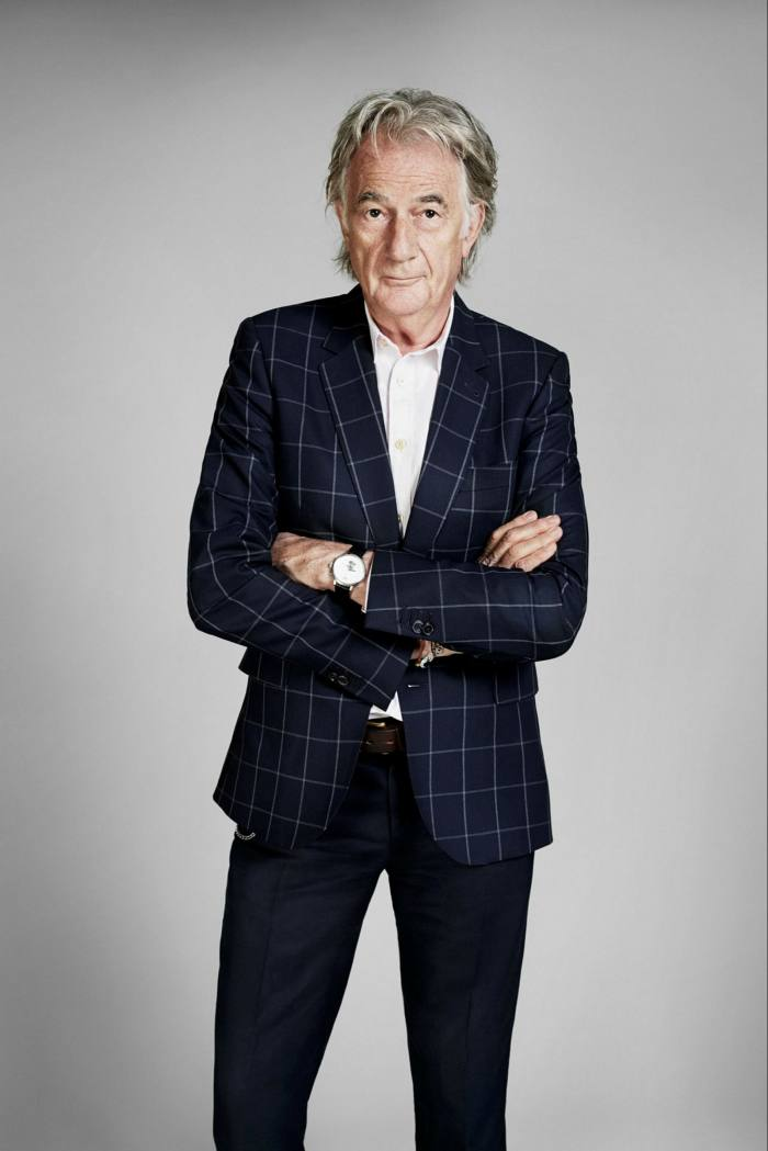 British designer Paul Smith maintains there will always be demand for a well-made suit