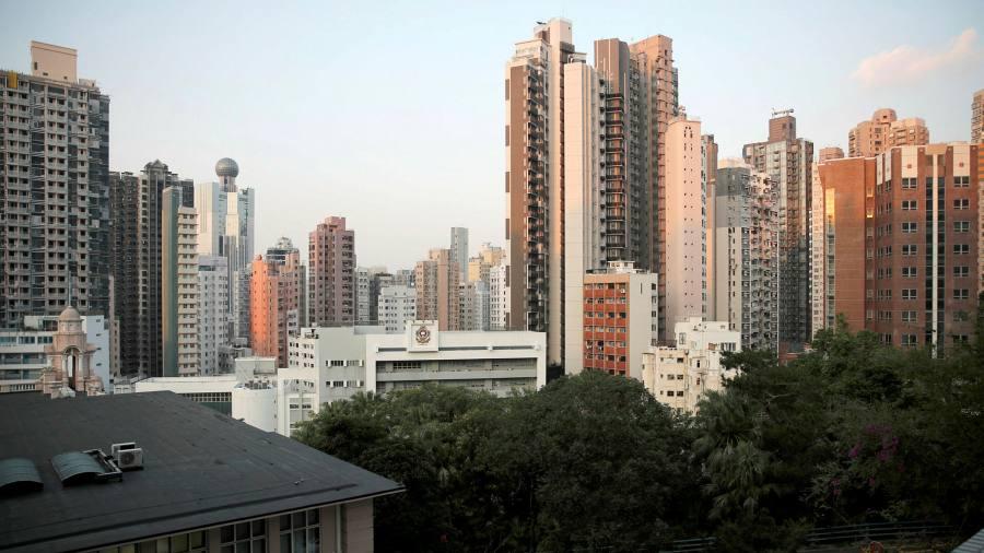 Hong Kong apartments: gnatty dread