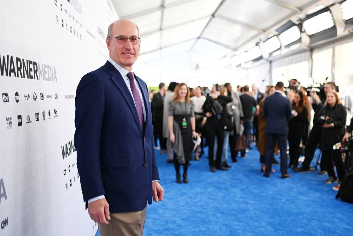 John Stankey, AT&T chief executive since last year and proud bellhead