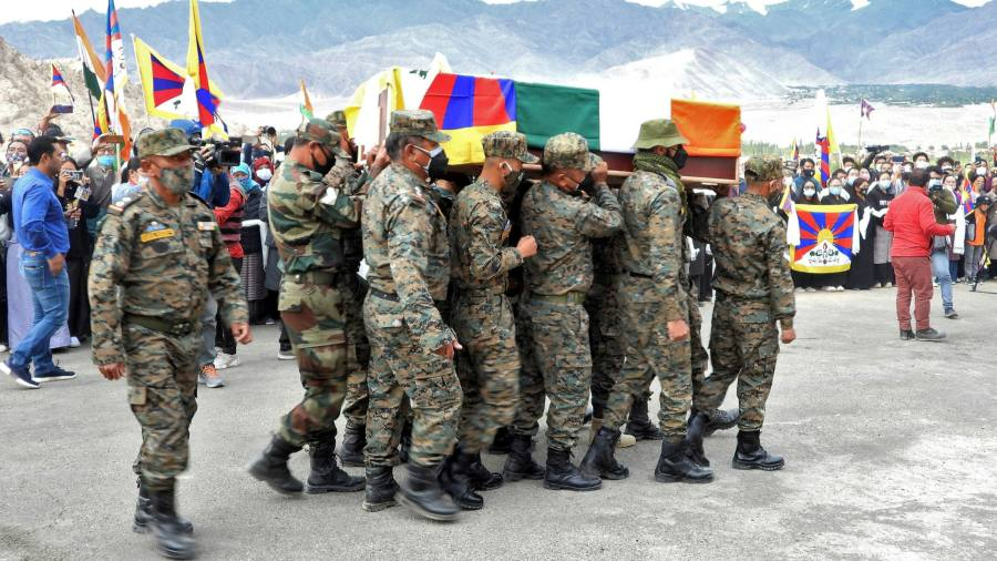 Tibet's shadow looms over Himalayan stand-off