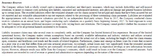 Lyft's insurance problem | FT Alphaville