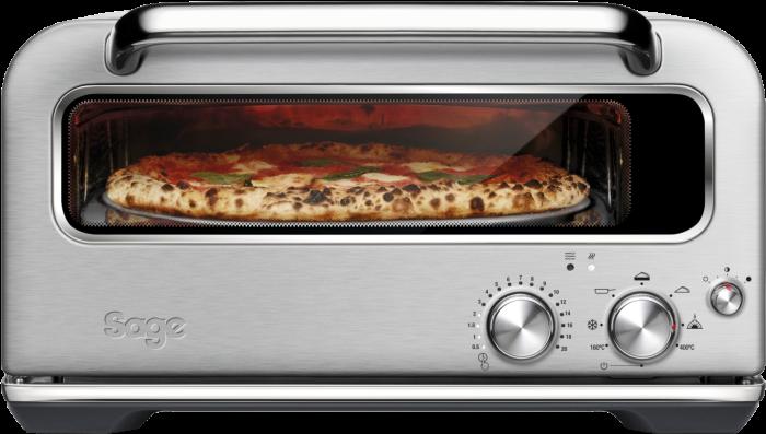 Sage Smart Oven Pizzaiolo £700, sageappliances.com