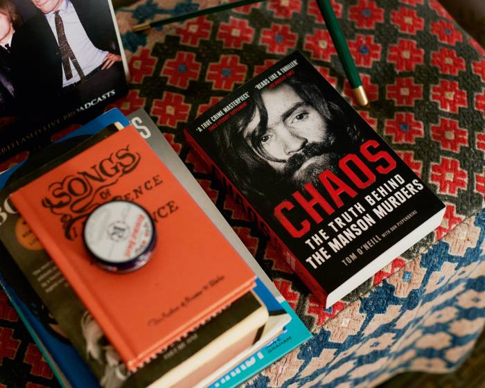 Chaos by Tom O'Neill – Chung's favourite recent read