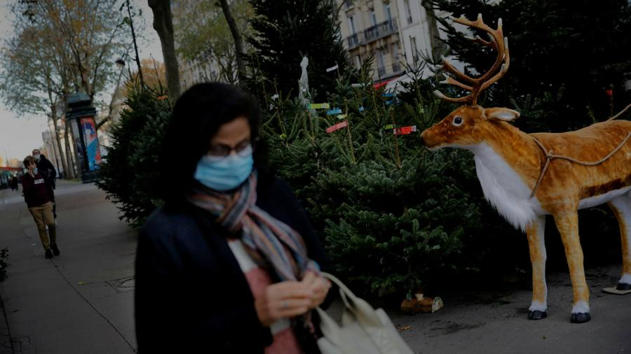 European nations plan cautious easing of lockdowns for Christmas
