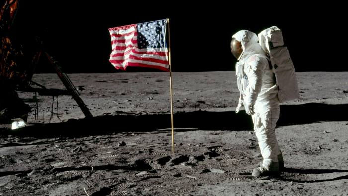 When we ask people to recall pivotal moments in history, such as the moon landings, we often ask, 'where were you when you heard?'