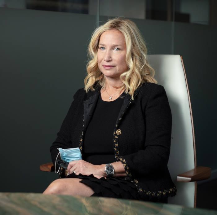 Divorce lawyer Nancy Chemtob
