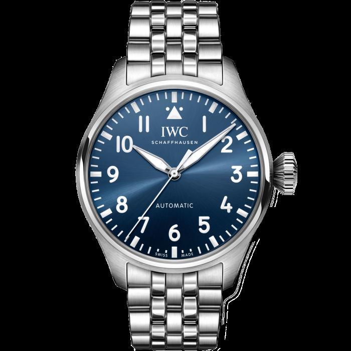 IWC Big Pilot 43, £7,200