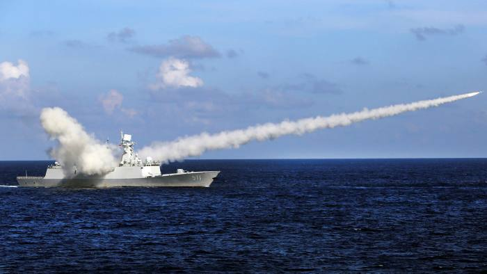 The US and China have settled into a pattern of military manoeuvring in the South China Sea that allows both sides to 'save face'