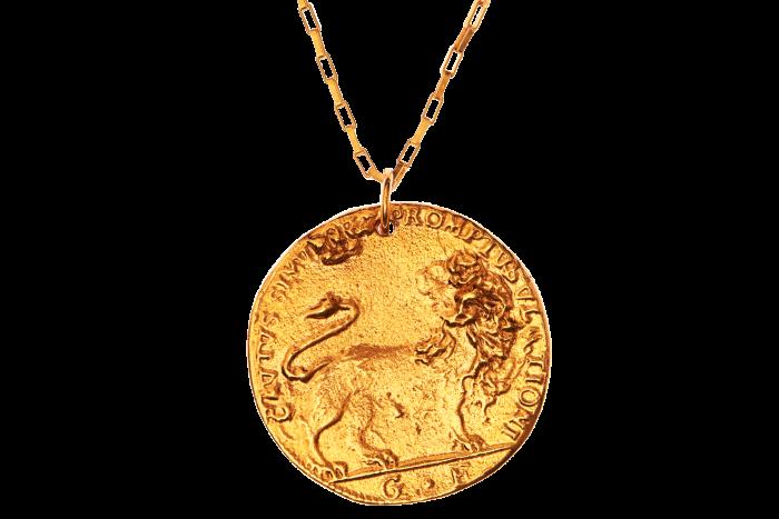 Alighieri IlLeone necklace, £210