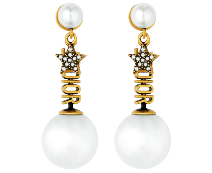 Dior J'Adior earrings, £420, dior.com