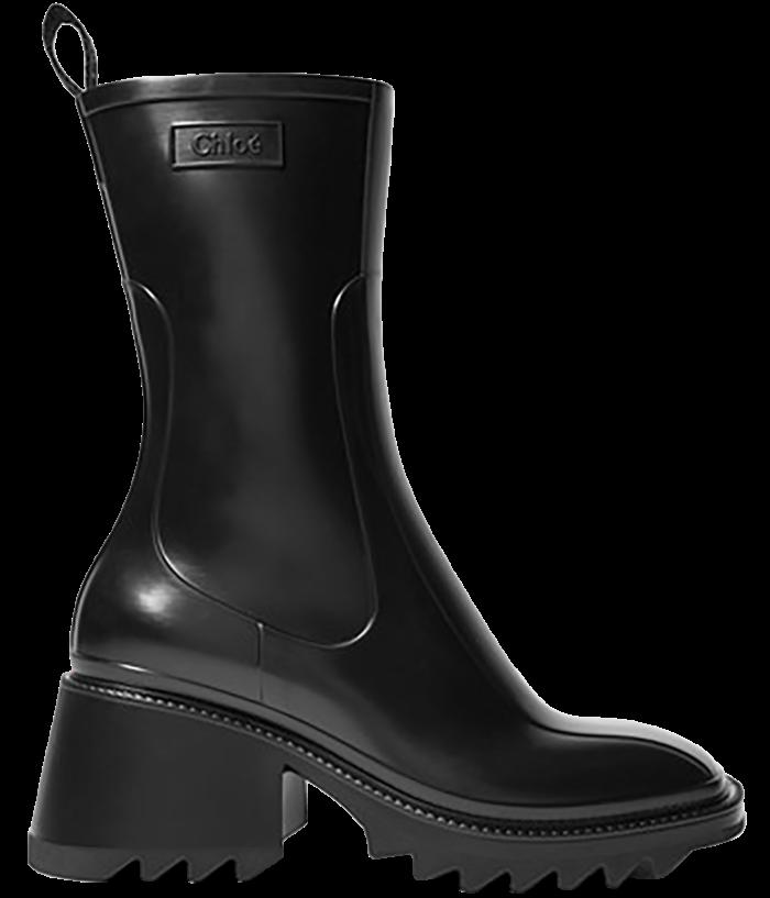 Chloé Betty boots, £370