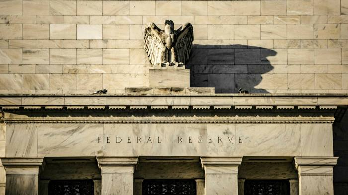 The US Federal Reserve building in Washington