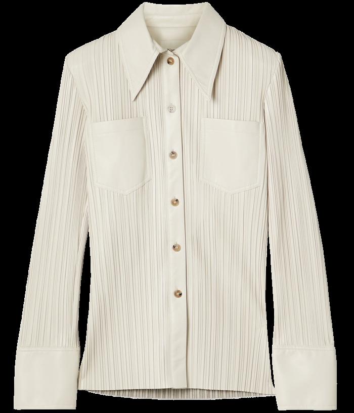 Nanushka shirt, £515