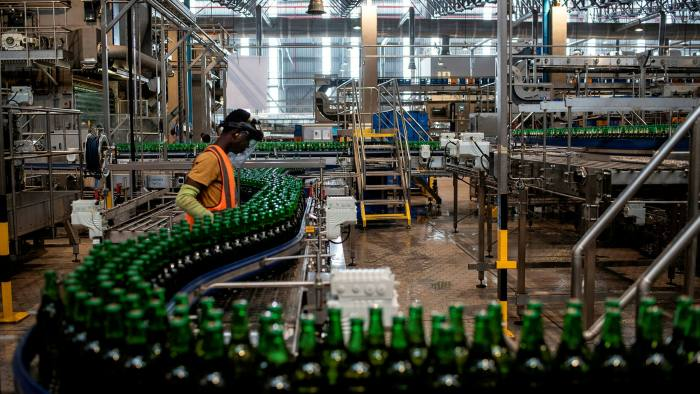 Has Nigeria missed the manufacturing bandwagon?   Financial Times