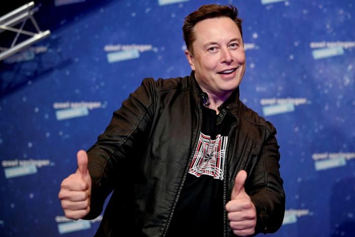 Tesla chief Elon Musk