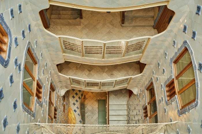 Gaudí fused architectural innovation with artisanal skills