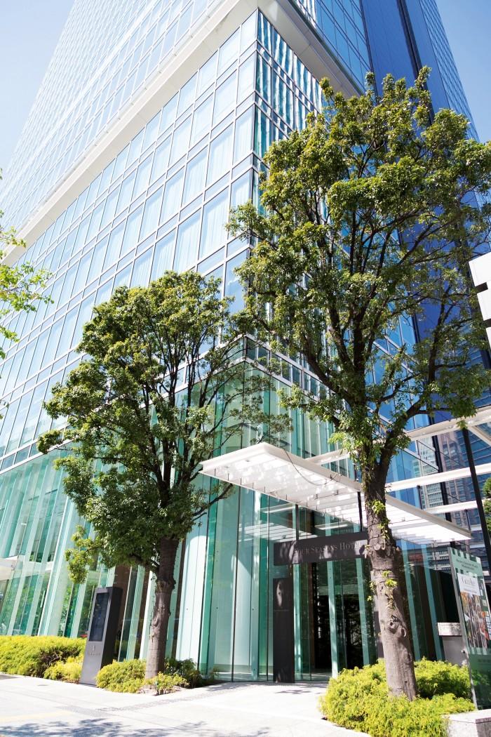 The Four Seasons Hotel Tokyo