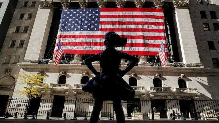 The 'Fearless Girl' statue in New York, created by Kristen Visbal, promotes the cause of women in business and finance