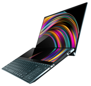 Asus ZenBook Pro Duo, from £2,100