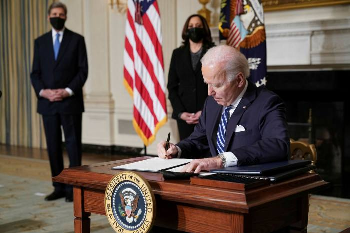 US President Joe Biden's jobs plan and climate change directives may tie into a commodities supercycle