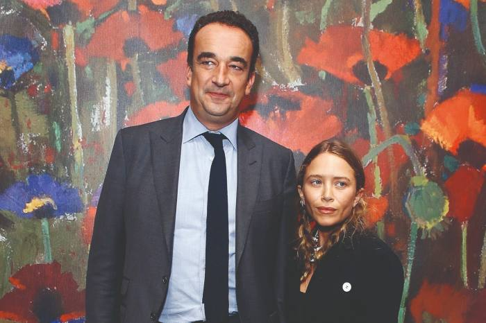 Olivier Sarkozy and Mary-Kate Olsen, who separated this year