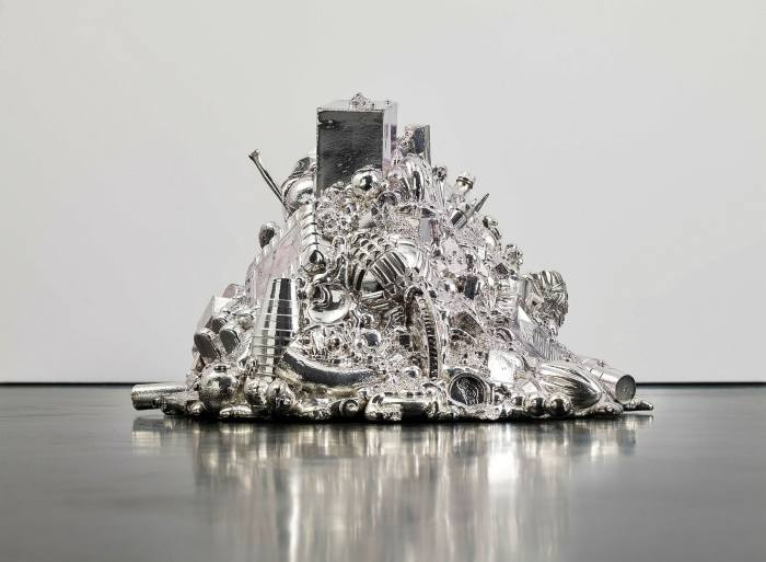 'Pile' by Tom Friedman (2020)