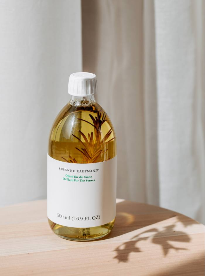 Susanne Kaufmann Oil Bath for the Senses, £71 for 500ml