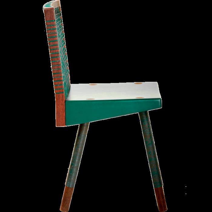 Mabeo Studio Supa dining chair, £608, pamono.co.uk