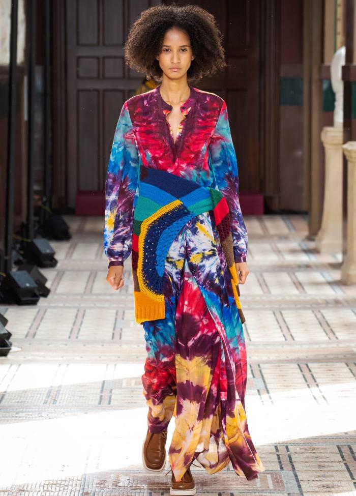 Gabriela Hearst Massey dress, £3,990