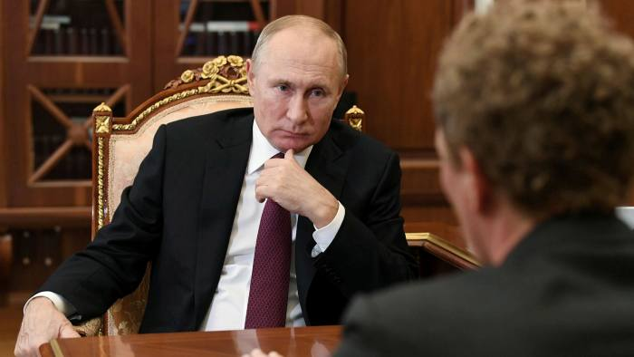Talk Of An Early Retirement For Vladimir Putin Is Premature Financial Times