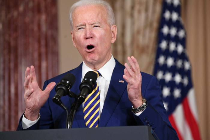 US president Joe Biden this month signed an executive order to prohibit US investments in 59 Chinese defence and surveillance tech companies