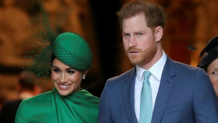 prince harry and meghan markle reveal texts in battle with mail on sunday financial times prince harry and meghan markle reveal