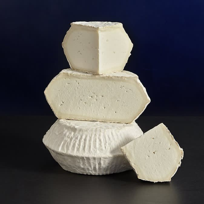 Ticklemore goat's cheese, £18.90 for 375g from Neal's Yard Dairy