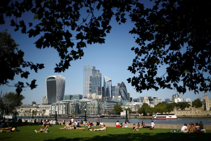 A number of London's biggest hedge fund firms have suffered big losses this year