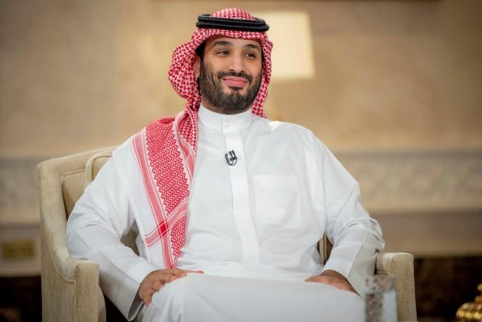 الأمير محمد بن سلمان ملك المملكة العربية السعودية