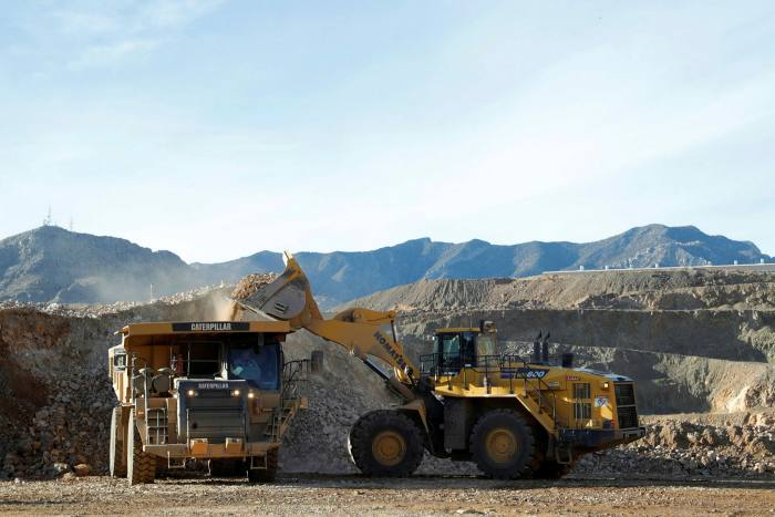 The US is resurrecting the Mountain Pass mine in its bid for the global supply of rare earths