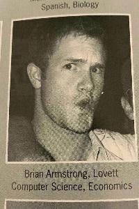 Buku tahunan senior Armstrong