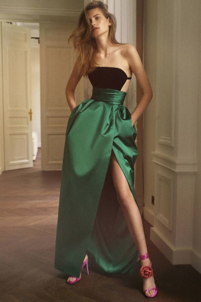 Alexandre Vauthier enlisted photographers Karim Sadli and Inez and Vinoodh to create a couture lookbook that spanned Paris and New York