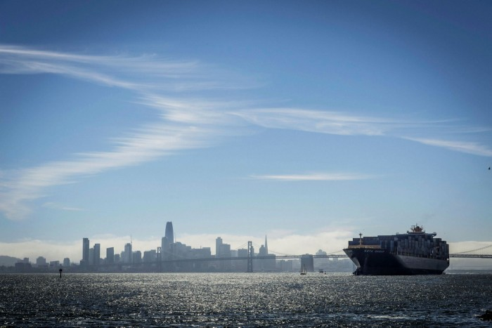 Europe does more trade with China than the US, and has shown a reluctance to view it with the same existential concern