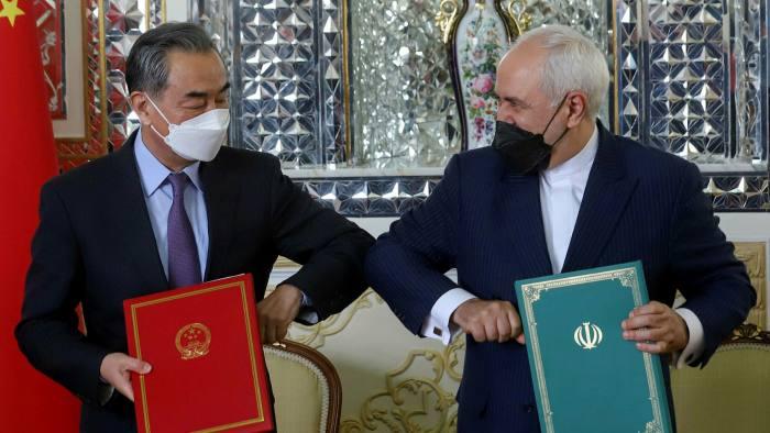 VLASTI U TEHERANU SE PRAVE DA NE VIDE GENOCID NAD UJGURIMA?! Iran i Kina potpisali sporazum o strateškoj saradnji u trajanju od 25 godina