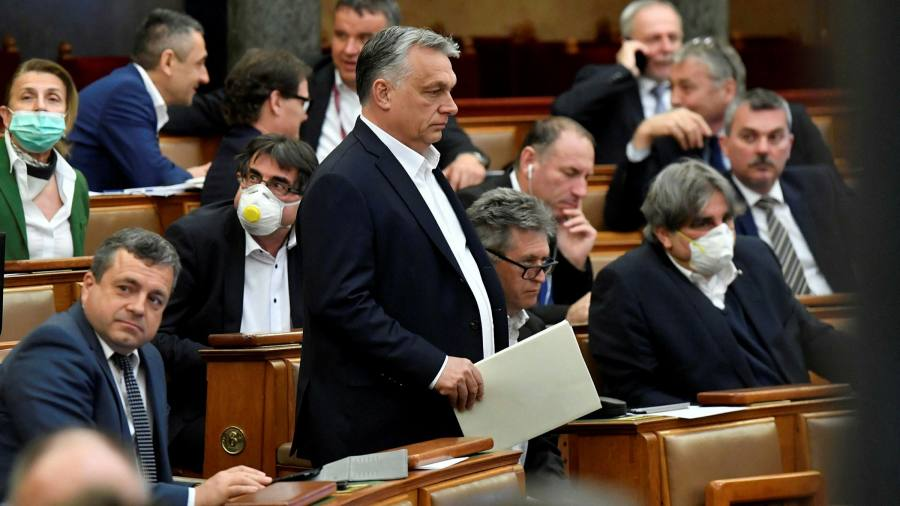 Chill descends upon Hungary after Viktor Orban's power-grab